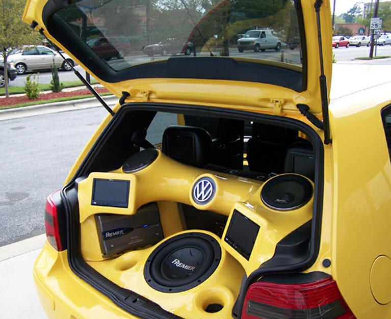 Car Audio & Installation
