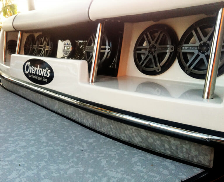 Boat Sound Systems & Audio Installation
