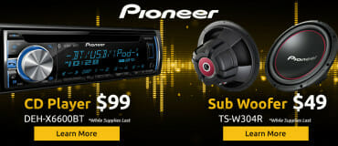 pioneer car audio sound raleigh nc