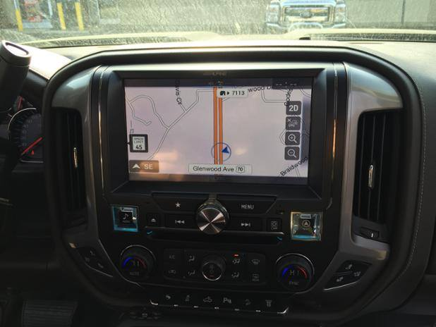 car gps raleigh sound station security