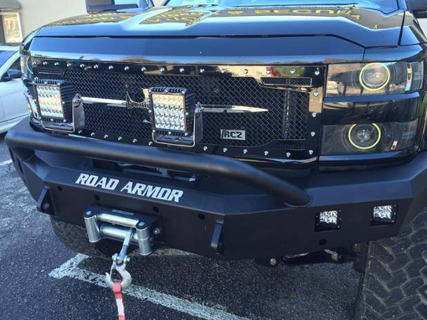 raleigh custom car installations - sound station security