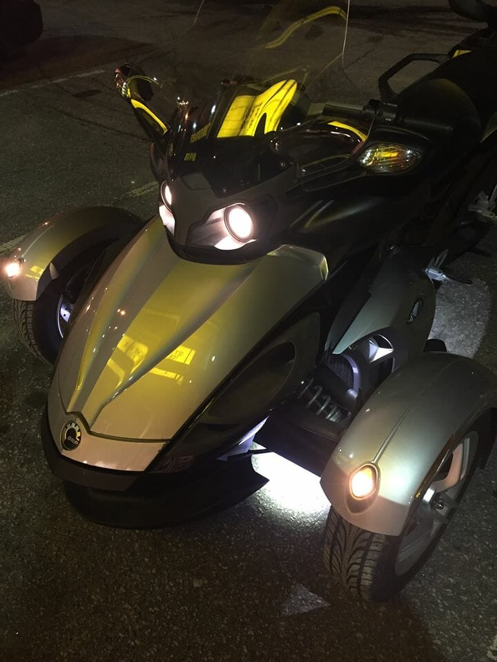 sound station custom bike audio and lighting