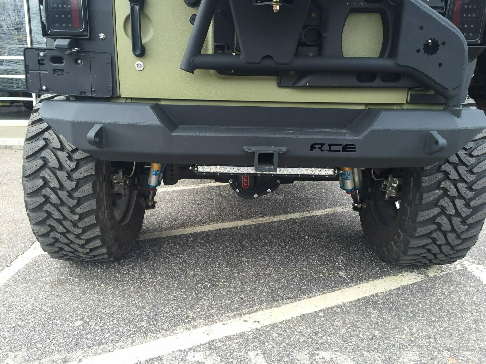 sound station security - car audio raleigh - jeep