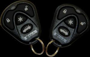 Car Security - Keyless Entry