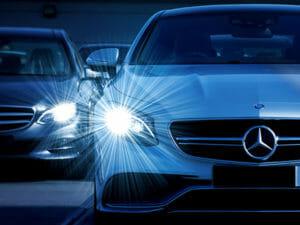 Lighting - Car Headlights
