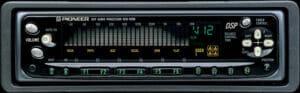 Car Audio - Equalizer