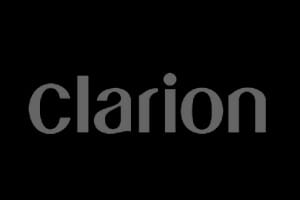 Sound Station & Security Clarion Logo