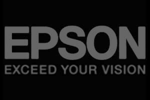 Sound Station & Security Epson Logo